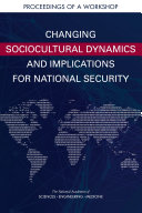 Changing Sociocultural Dynamics and Implications for National Security Pdf/ePub eBook