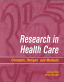Research in Health Care