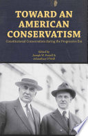 Toward an American Conservatism