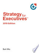 Strategy for Executives: 2019 Edition