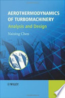Aerothermodynamics Of Turbomachinery