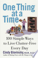 One Thing At A Time Book PDF