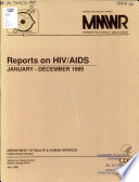 Reports on HIV AIDS