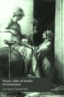 Poesie, edite ed inedite di Giustiniani