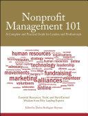 Nonprofit Management 101