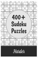 400  Sudoku Puzzles Harder