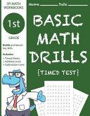 1st Grade Basic Math Drills Timed Test