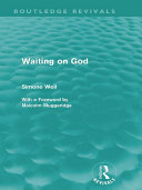 Waiting on God (Routledge Revivals)