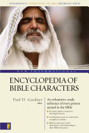 New International Encyclopedia of Bible Characters Pdf/ePub eBook