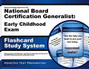 Nbpts Generalist Early Childhood Flashcard Study System