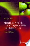 Mind Matter And Quantum Mechanics