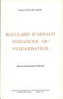 Baculard d'Arnaud, romancier ou vulgarisateur