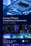Energy Efficient Computing   Electronics