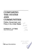 Comparing the States and Communities