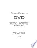 Doug Pratt's DVD  : Movies, Television, Music, Art, Adult, and More!