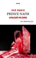 Pdf Prince Nafis, des rubis couleur du sang Telecharger