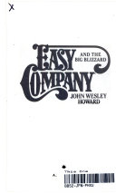 Easy Company and the Big Blizzard