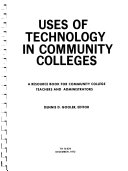 Uses of Technology in Community Colleges