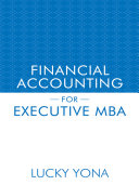 Pdf FINANCIAL ACCOUNTING FOR EXECUTIVE MBA