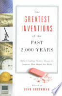 The Greatest Inventions of the Past 2,000 Years