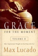 Pdf Grace for the Moment Volume II