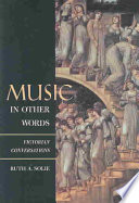 Music in Other Words Book PDF