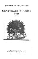 Centenary volume, 1955