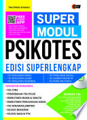 Super Modul Psikotes ( Plus CD )