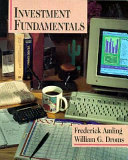 Investment Fundamentals