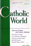 New Catholic World ebook