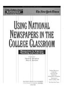 Using National Newspapers in the College Classroom