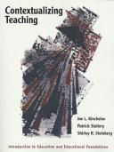 Contextualizing Teaching