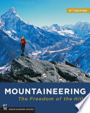 """Mountaineering: Freedom of the Hills"" by The Mountaineers"