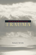 Remembering Trauma Pdf/ePub eBook