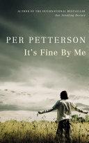 It's Fine By Me [Pdf/ePub] eBook
