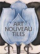 Art Nouveau Tiles Book
