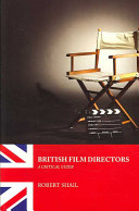 British Film Directors: A Critical Guide