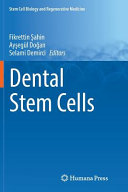 Dental Stem Cells Book