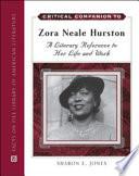 Critical Companion to Zora Neale Hurston