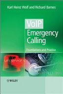 VoIP Emergency Calling Pdf/ePub eBook