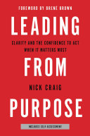 Leading from Purpose Pdf/ePub eBook