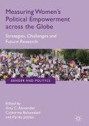 Measuring Women's Political Empowerment across the Globe