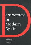 Democracy in Modern Spain