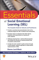 Essentials of Social Emotional Learning  SEL