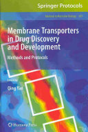 Membrane Transporters In Drug Discovery And Development Book PDF