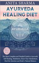 Ayurveda Healing Diet