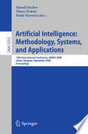 Artificial Intelligence Methodology Systems And Applications