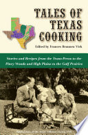 Tales of Texas Cooking Book