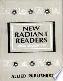 New Radiant Readers Workbook Viii