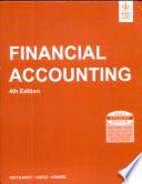 FINANCIAL ACCOUNTING, 4TH ED
